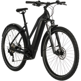 Cube Cross Hybrid Pro 500 Allroad Trapez, iridium'n'black